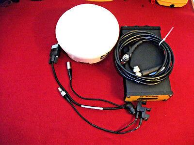 Trimble Gps Pathfinder Pro Xrs Integrated Gps Dgps Receiver Antenna Cables 33302