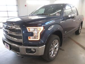 2016 Ford F-150 Lariat- 4x4! FULLY LOADED! ONLY 53K!