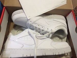 Nike prestige IV shoes white summer