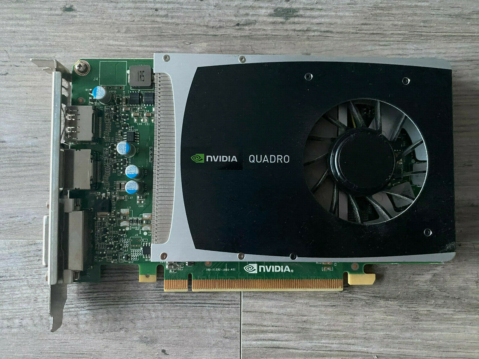 Grafikkarte nvidia Quadro 2000 1GB 1x DVI 2x DP PCI-E x16