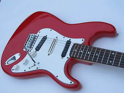 1987 Squier Stratocaster E series Korea Electric Guitar