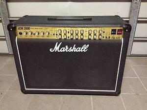 Marshall JCM2000 TSL122 100W Guitar Amp Maroubra Eastern Suburbs Preview