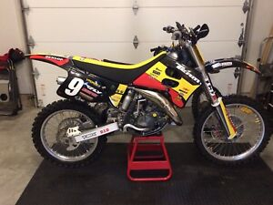 1993 RM125 for sale