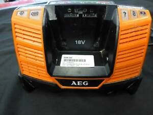AEG 18V BATTERY CHARGER Campbelltown Campbelltown Area Preview