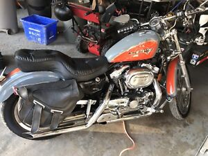 1998 sportster Harley Davidson 1200cc good mechanic conditions