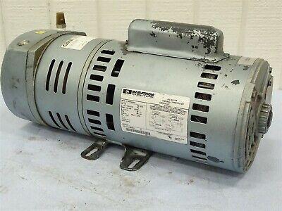 Marathon 5kc49rn0666x Electric Motor 34hp Wgast 1023-101q-sg608x Vacuum Pump