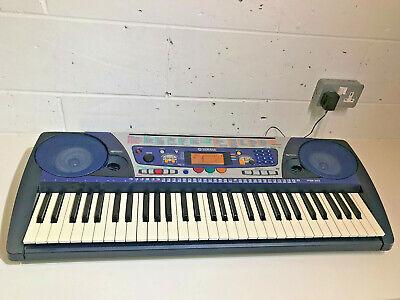 YAMAHA PSR-262 Touch-sensitive 61 Key Portable Keyboard with MIDI VGC