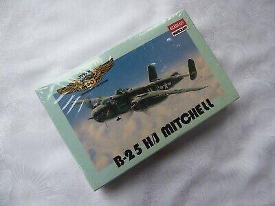 NIB Academy Minicraft 4405 1/144 B-25H/J Mitchell WWII Model Airplane 50th Anniv