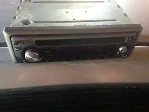 Kenwood MP3 / CD player