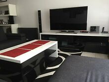 COMPLETE MODERN FURNITURE PACKAGE - Dining,Bedroom, Tv unit+more Carramar Fairfield Area Preview