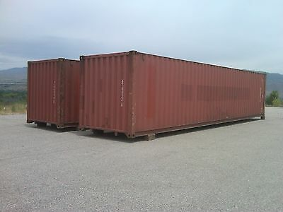 40ft Hc Shipping Container Storage Container Conex Box In New Orleans La