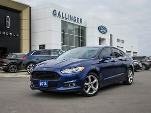 2014 Ford Fusion SE w/HEATED SEATS AND SPORT APPEARANCE PKG