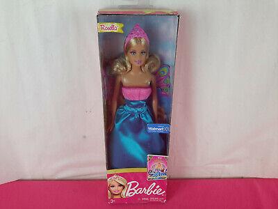 2012 Barbie The Island Princess Rosella Doll NRFB Mattel Wal-Mart Exclusive - Barbie Princess Rosella