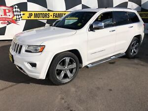 2015 Jeep Grand Cherokee Overland, Navi. Leather, Pan Sunroof, 6