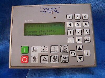 Alfa Laval Epc 60 Hmi Keypad Panel Br 4b1260.00-k07