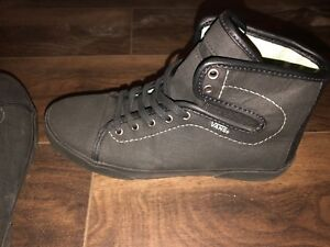 Vans high tops like new condition