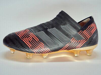 Adidas Nemeziz 17+ 360 Agility FG/Herrenschuhe/Fußball/schwarz/rot/gold/BB6317 Gold Bb