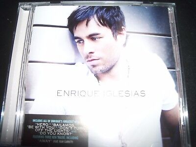 Enrique Iglesias Greatest Hits The Very Best Of (Australia) CD - Like