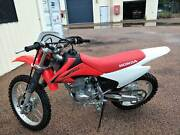 Honda CRF 230F Motor Bike Condon Townsville Surrounds Preview