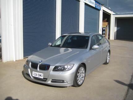 2006 BMW 335i  Twin Turbo  4 Door Sedan