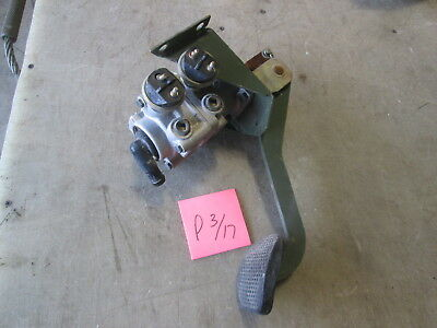 Used Brake Pedal & Actuator/Proportioning Valve, for FMTV LMTV MTV M1078, used for sale  Marble Falls
