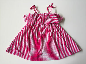 Girl summer dress, size 2T