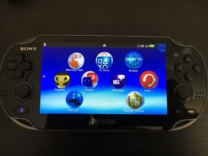 Selling a PS Vita with all necessary cables