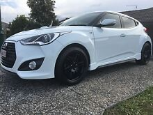 Hyundai Veloster Turbo Morayfield Caboolture Area Preview