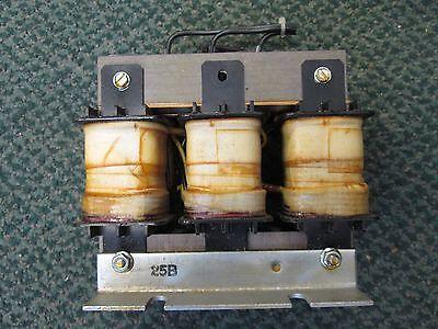 Tci Line Reactor Klr25btb 25a 600v 60hz 3ph Used