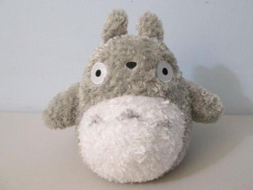 "Nibariki Gund My Neighbor Totoro Plush Stuffed Animal 8""  Gray"