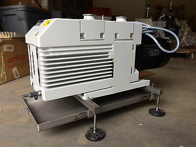 Leybold D65b Trivac Oerlikon Vacuum Pump - Tested And Fully Functionl 15 Microns
