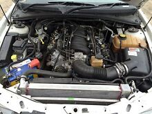 2001 Holden Commodore Sedan SS BT1 Ex cop car 5.7L LS1 Muswellbrook Muswellbrook Area Preview