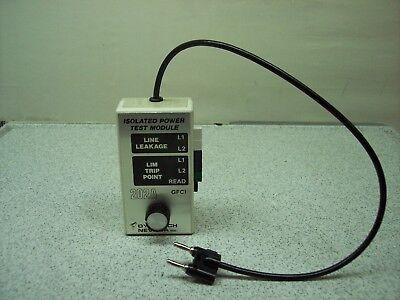 Dynatech Nevada 202a Isolated Power Test Module