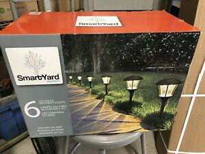Led Solar pathway lights
