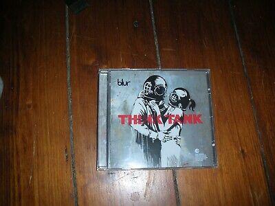 Usado, Blur- Think Tank CD Oasis Radiohead Gorillaz Elastica Supergrass The Verve ASH comprar usado  Enviando para Brazil
