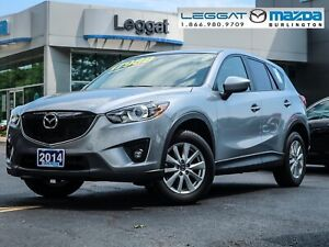2014 Mazda CX-5 GS GS - BLUETOOTH, MOONROOF, HEATED SEATS, RE...