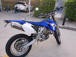 Wr450 registered South Granville Parramatta Area Preview