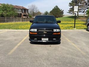 2002 Chevy S-10 Pickup with Xtreme Package - 4.3L 5-Speed