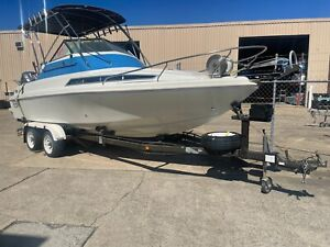 1982 Mustang 2400 Half Cabin - Yamaha F300 with 157 Hours Buderim Maroochydore Area Preview
