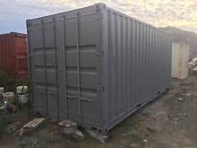 REPAINTED shipping container CLEAN & FRESH good cond Jacobs Well Gold Coast North Preview