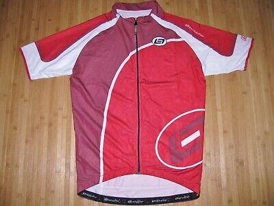 RRP £69.99 Santini Belkin Short Sleeve Cycling Jersey Size Large