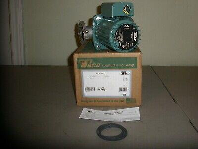 Taco 0010-sf3 S.s. Pump Circulator 18hp Flanged