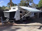 2016 Jayco Expanda 18.58.2 Sought after Design Greensborough Banyule Area Preview