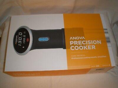 Anova Precision Cooker Sous Vide Immersion Circulator Bluetooth New Nib