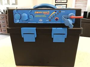 ARK POWERPACK BATTERY BOX AS NEW CONDITION Upper Coomera Gold Coast North Preview