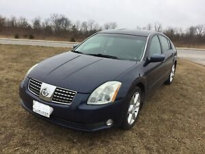 2005 Nissan Maxima for sale
