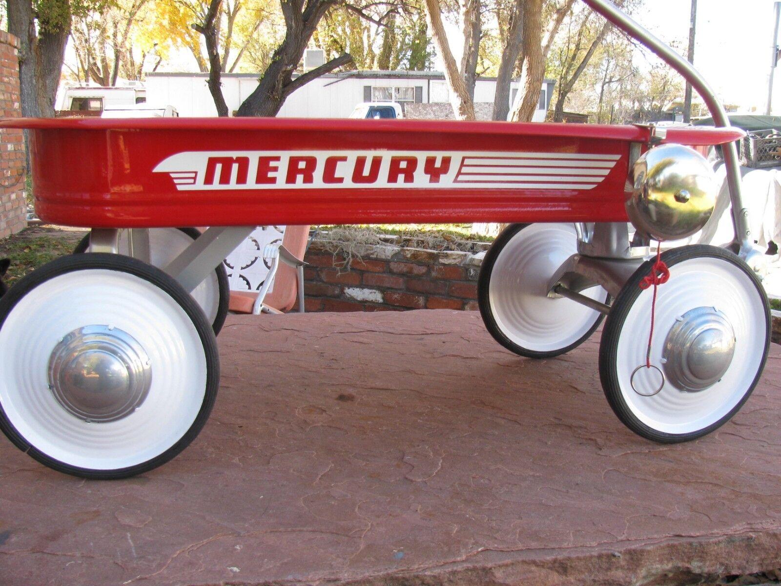 Photo Vintage 1940/50`s Murray Wagon, Pedal car