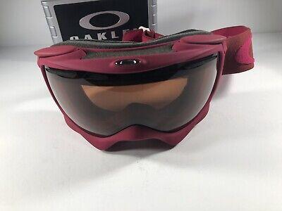 Nice! Oakley Fuchsia Dark Pink Snow/Ski Winter Outdoor (Oakley Goggles Pink)