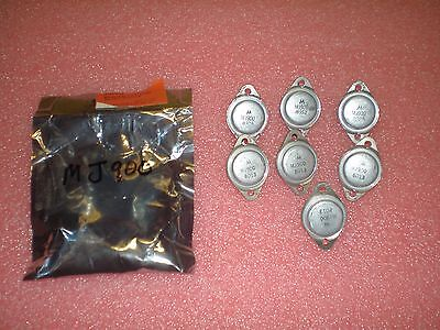 Mj900 Lot Of 7 Pieces Motorola Transistors Made In Usa