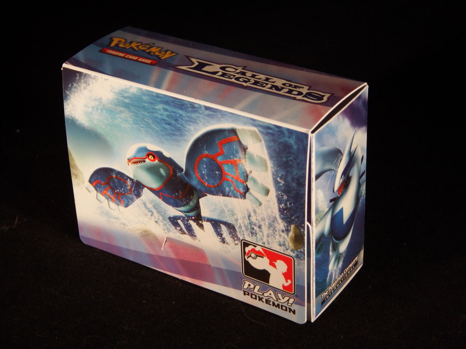 Pokémon Official Prerelease Deck Box: Call of Legends
